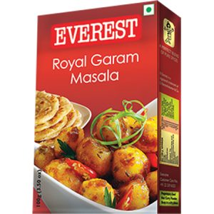 EVRST-ROYAL GARAM MASLA 100g